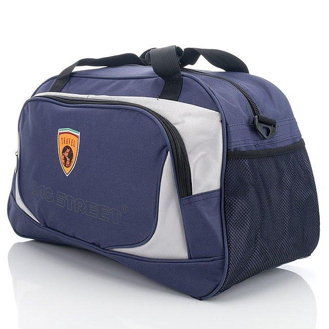 Torba podróżna Bag Steet czerwona 4044-1