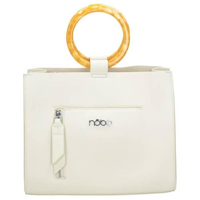 Torebka damska NOBO NBAG-I3480-C000 biała