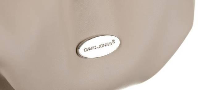 Torebka damska beżowa David Jones CM6039 BEIGE