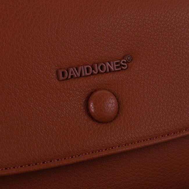 Torebka damska brązowa David Jones 6504-1
