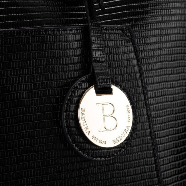 Torebka damska czarna Badura BA/B26