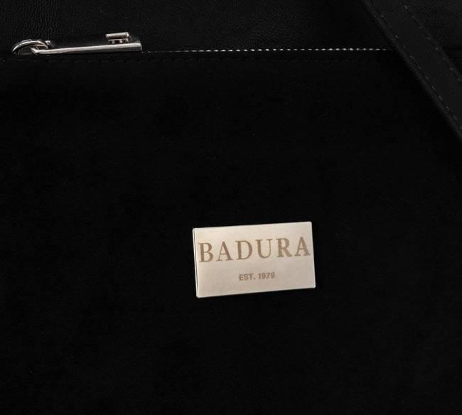 Torebka damska czarna Badura T_D094CZ_CD