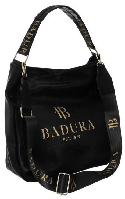 Torebka damska czarna Badura T_D133CZ_CD