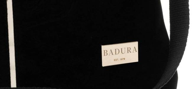 Torebka damska czarna Badura  T_D176CZ_CD