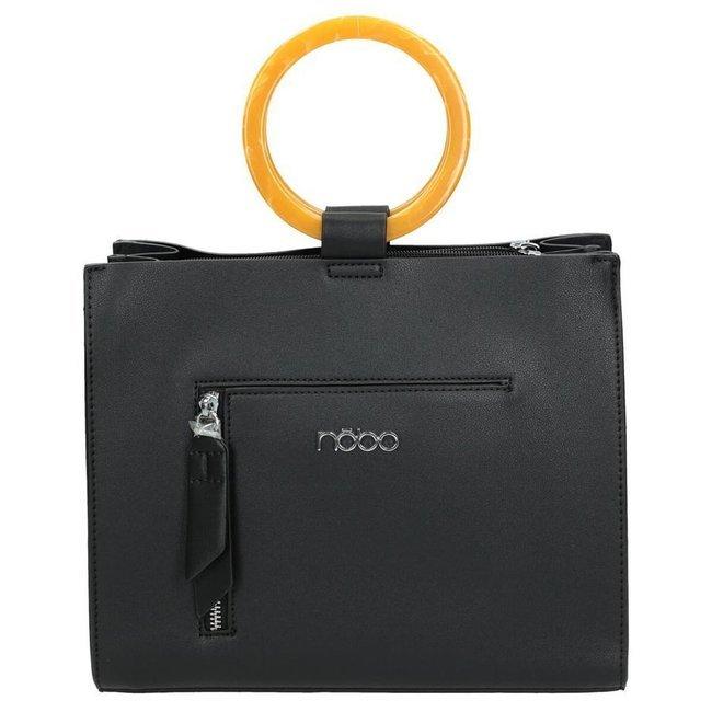 Torebka damska czarny NOBO NBAG-I3480-C020
