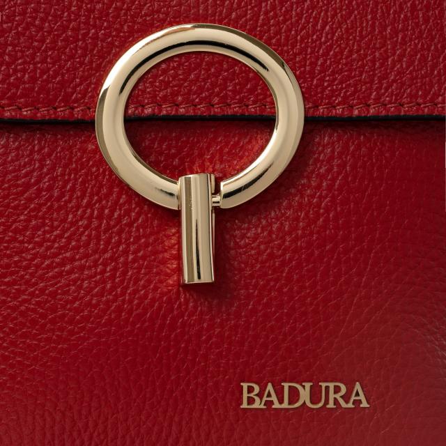 Torebka damska czerwona Badura T_D109CR_CD