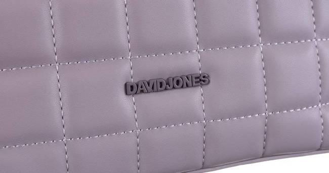 Torebka damska fioletowa David Jones 6288-1