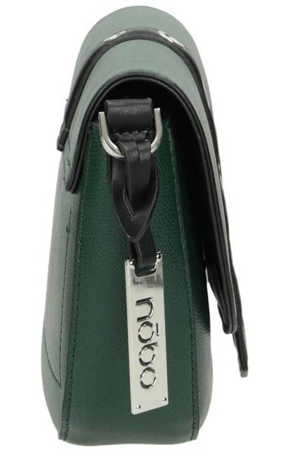 Torebka damska listonoszka zielona NOBO NBAG-J2630-C008