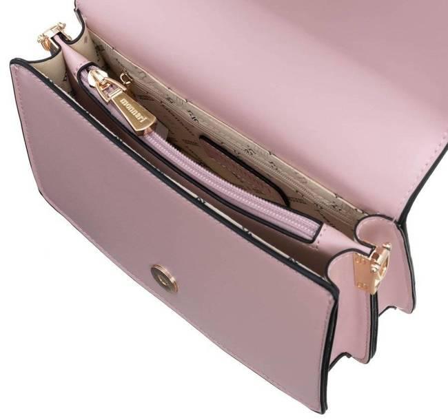 Torebka damska różowa Monnari BAG1810-026