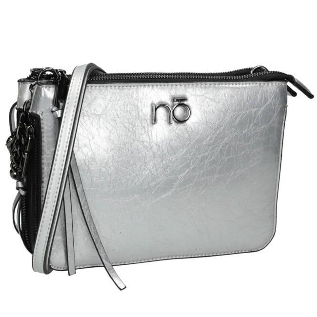Torebka damska srebrna NOBO NBAG-J4110-C022