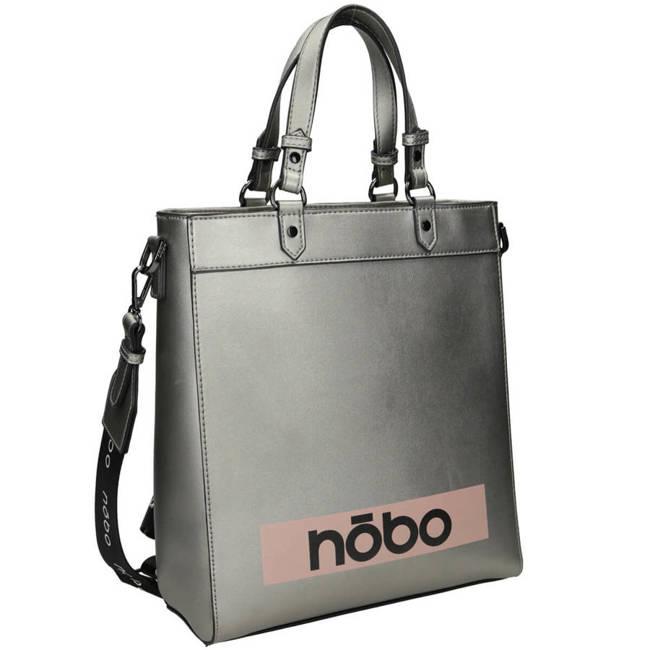Torebka damska srebrna NOBO NBAG-J5210-C025