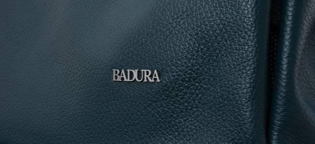 Torebka damska zielona Badura T_D092ZI_CD