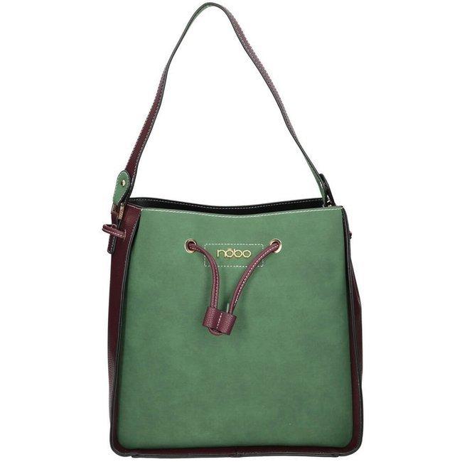 Torebka damska zielona NOBO NBAG-J0541-C008