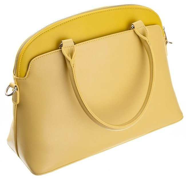 Torebka damska żółta David Jones CM5640