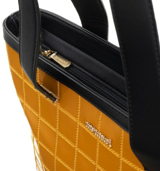 Torebka damska żółta Monnari BAG3840-002