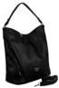 Shopper bag czarny David Jones 6607-1A BLACK