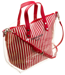 Torba damska czerwona David Jones CM5685A RED