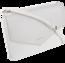 Torebka damska listonoszka biała David Jones CM5671