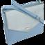 Torebka damska listonoszka błękitna David Jones CM5671