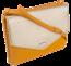 Torebka damska listonoszka żółta David Jones CM5671